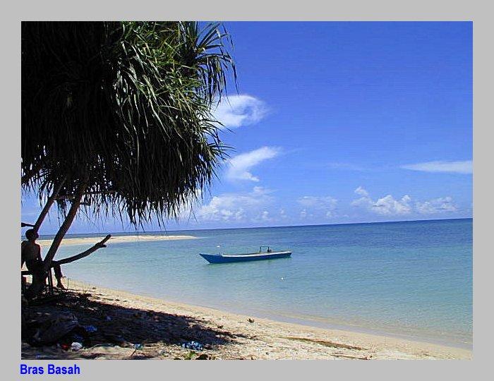 Brasah Island Bontang