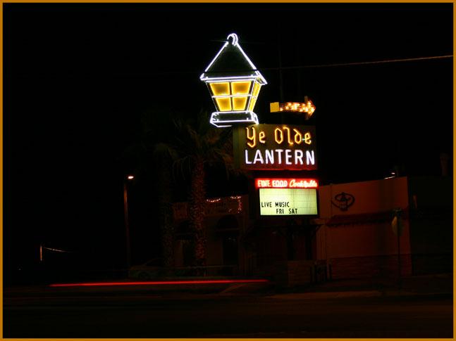 Ye Olde Lantern Restaurant