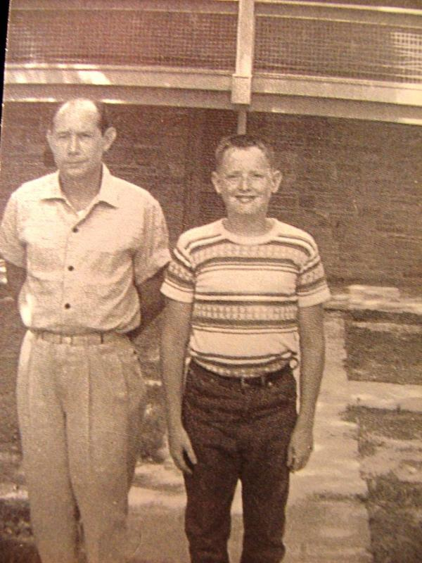 Uncle Charlie and Richard Sipe