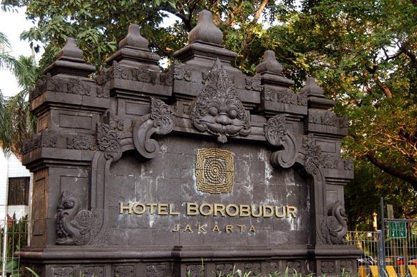 Hotel Borobudur, Jakarta