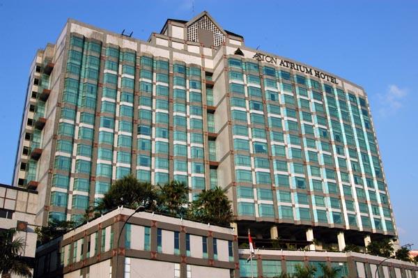 Aston Atrium Hotel, Senen Raya, Jakarta