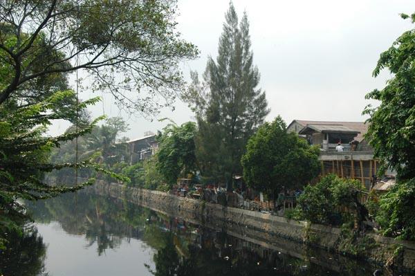 Canal near Sunda Kelapa