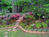 Flowers, lilies, roses, pansies,