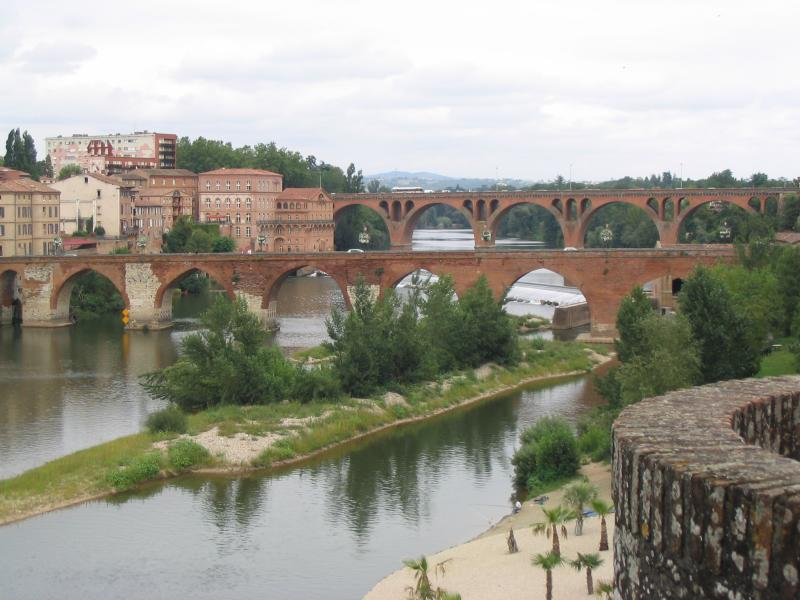 Albi: Tarn and bridges