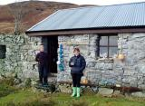 Islay an cladach outside