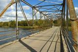Rusty Bridge near Burritt's Rapids