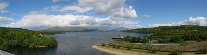 Loch Lomond Looking North