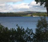 Muckross House and Muckross Lake