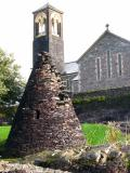 Pyramid  and Church Sneem