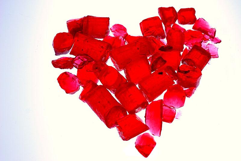 February 14, 2005<br>Hot Heart