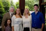 Bailey, Steve, Melanie, Beth and Steve