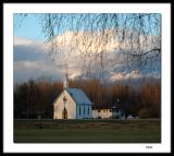 Old  church - Fort Langley