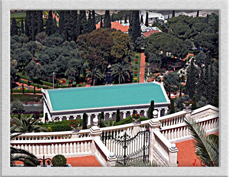 Bahai Garden & Library