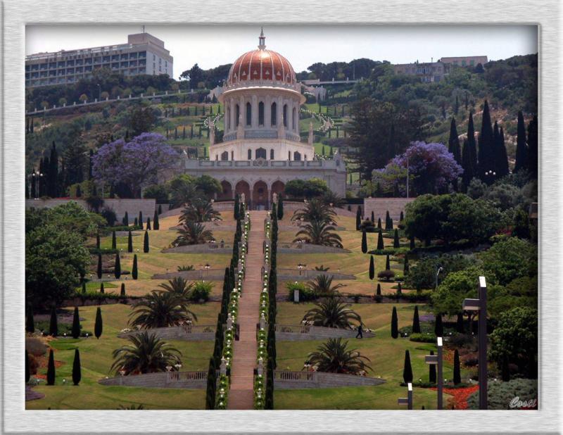 Bahai Garden & Shrine