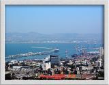 Haifa Port's Entrance