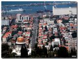 View of Haifa Port from Mt. Carmel.JPG