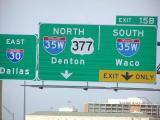 I-30 Eastbound