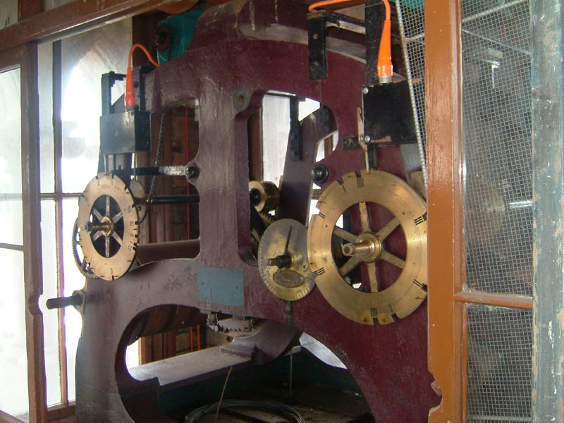 Darlington Town Clock Mechanism