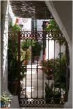 frigliana courtyard