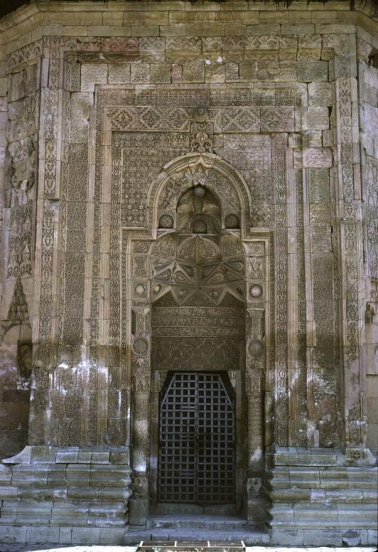 Divrigi Ulu Mosque West entrance 1b