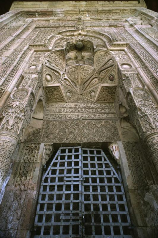 Divrigi Ulu Mosque West entrance 2b
