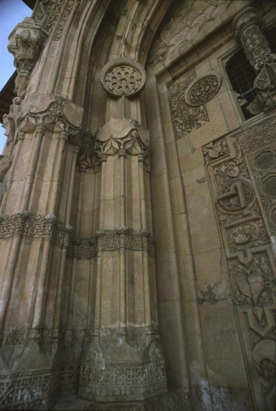 Divrigi Ulu Mosque West facade detail 1b