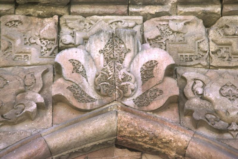 Divrigi detail North entrance 10b