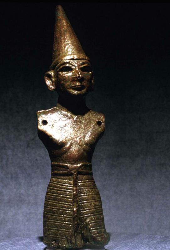 Amasya Hittit god
