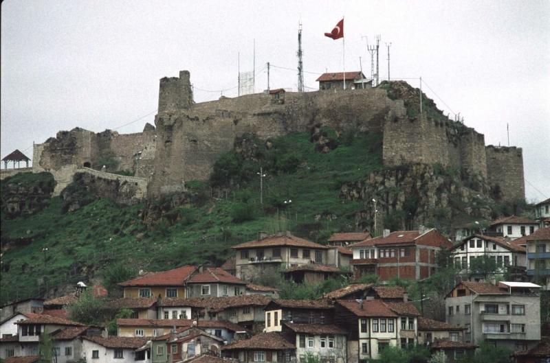 Kastamonu view towards fortress 2