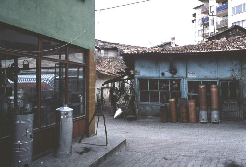 Kastamonu walk in city 5