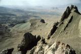 Doğubeyazit walk along ridge 2b