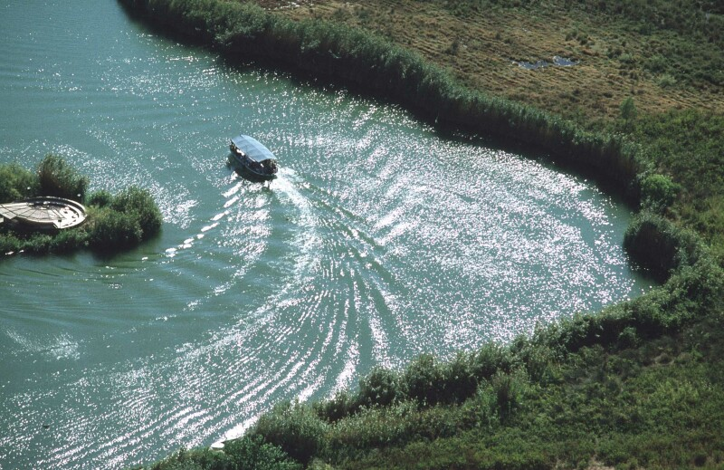 Dalyan boat in bend river 1b.jpg
