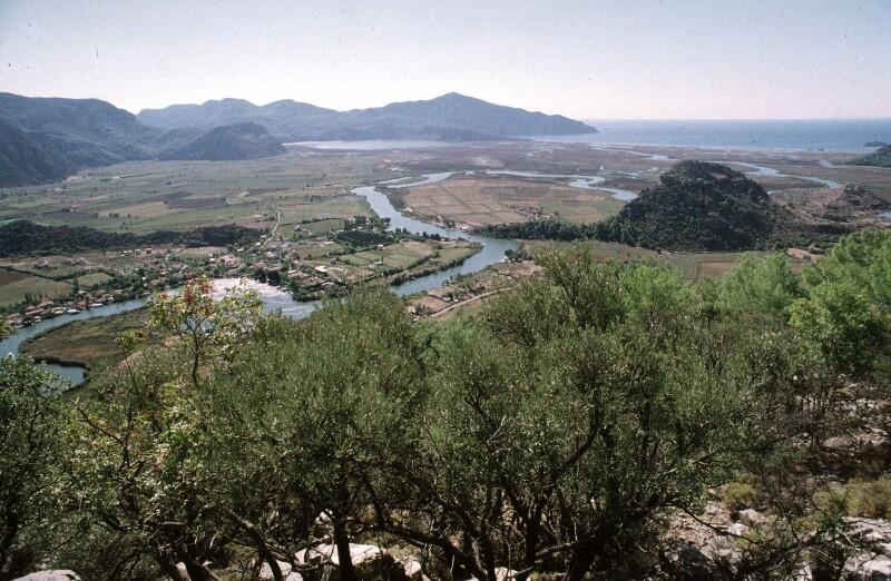 Dalyan view plain and river 1b.jpg