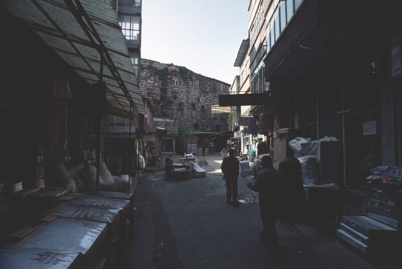 Istanbul inside a han 2