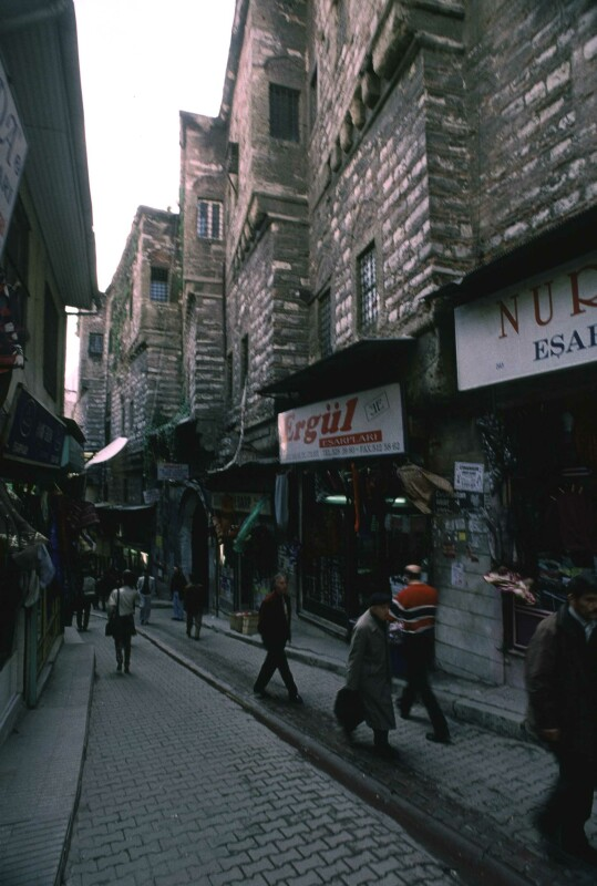 Istanbul near han 2
