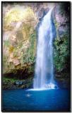 Cascada en Rincón de la Vieja