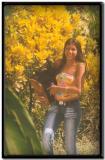 Joven en Puerto Jimenez