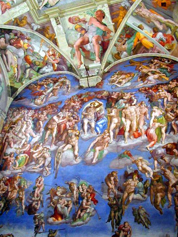 Vatican,-Sistine Chapel