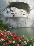 LUZERN - LION MONUMENT