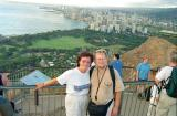 Climbing Diamond Head (Le`ahi)