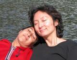 Tanya and Rose