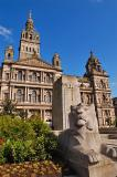 City Chambers in Glasgow