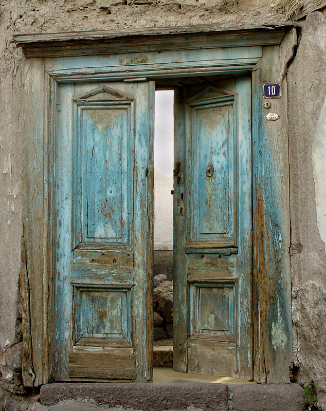 The Blue Door (Openings -- 5th place exhib)