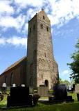 Doezum - Vituskerk met toren