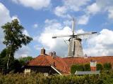 Haren - molen