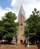 Haren - kerk