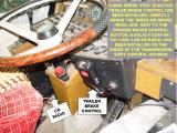 TRAILER ELECTRIC BRAKE CONTROL AND CB RADIO