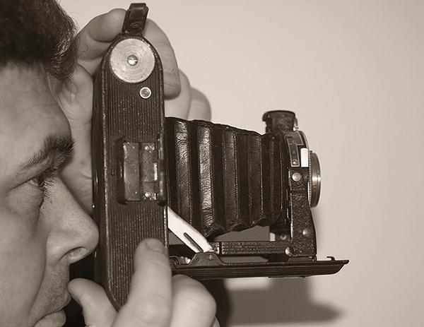 Camera / Máquina fotográfica