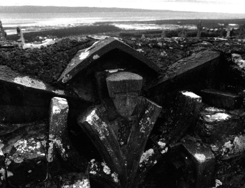 Irish Abbey Ruin