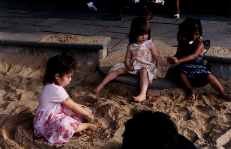 Sandbox Girls